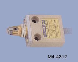 M4-4312 végálláskapcsoló