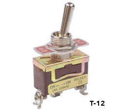 T-12 Billenő készülékkapcsoló