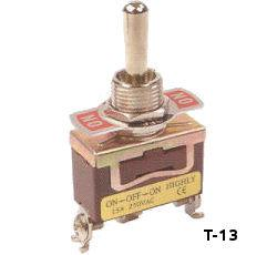T-13 Billenő készülékkapcsoló