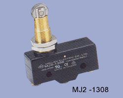 MJ2-1308 nyomógörgős mikrokapcsoló
