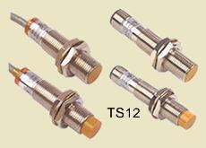 TS12 közelítés kapcsolók 30mA, 32VDC, IP67, tápfeszültség: 12-24VDC