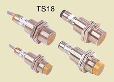 TS18 közelítés kapcsolók 30mA, 32VDC, IP67, tápfeszültség: 12-24VDC