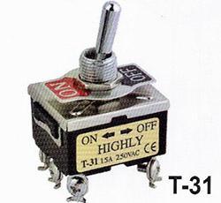 T-31 Billenő készülékkapcsoló