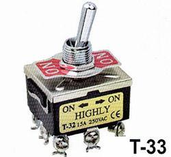 T-33 Billenő készülékkapcsoló
