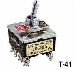 T-41 Billenő készülékkapcsoló