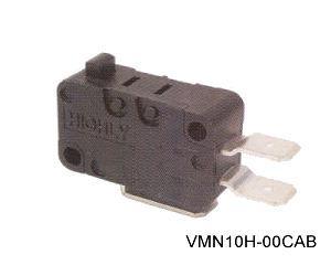 VMN10H-00CAB törpeméretű mikrokapcsoló