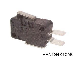 VMN10H-01CAB törpeméretű mikrokapcsoló