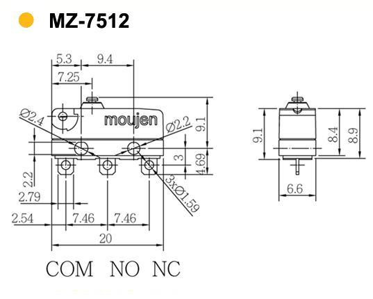 MZ-7512-IP60