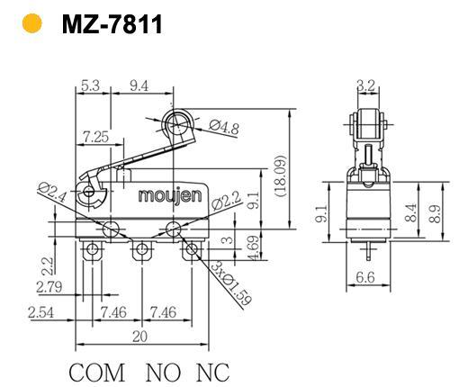 MZ-7811-IP40