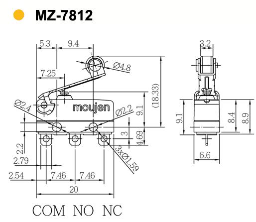 MZ-7812-IP60