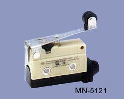 MN-5121 görgőkaros végálláskapcsoló