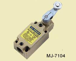 MJ-7104 görgőkaros végálláskapcsoló