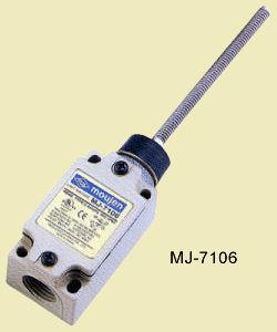 MJ-7106 rugószáras végálláskapcsoló