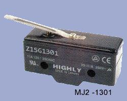 Z15G (MJ2) 1301 karos mikrokapcsoló