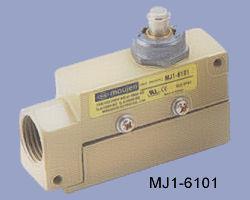 MJ1-6101 nyomócsapos végálláskapcsoló