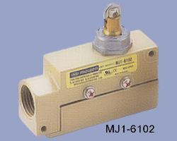 MJ1-6102 görgős végálláskapcsoló