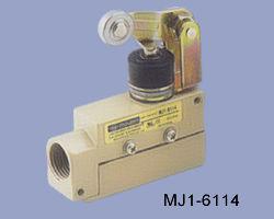 MJ1-6114 védett görgőkaros végálláskapcsoló