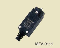 MEA-9111 nyomó csapos végálláskapcsoló