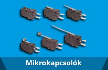 Mikrokapcsolók